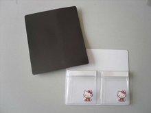 New promotional item PVC magnetic document bag,pen bag files bag