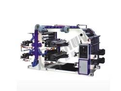 Four Colours High Speed Flexo Printer, Flexographic Printing Machine, Flexo Printing Machine