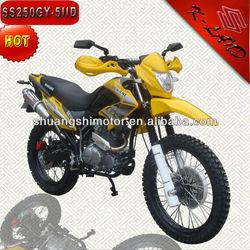 Chinses super power orion 250cc dirt bike/250cc motos