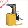 WSDL-130/45 lifting 4.5m DC motor Electric Reach stacker