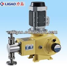 Stainless High Pressur Piston Pump