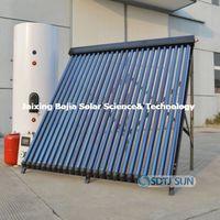split pressurized hot water heater,green energy,solar energy systems(SOLAR KEYMARK EN12975, SRCC, CE)