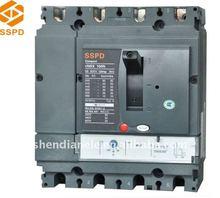 MCCB 100N moulded case circuit breakers 4P