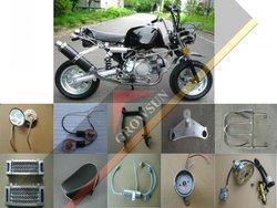 DAX and Mini bike Spare Parts
