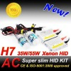 CE Approved 18Months Warranty slim hid xenon conversion kit 24V 55W H7