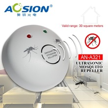 Frequency conversion indoor ultrasonic mosquito repeller