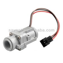 "3/8"" NPT, FS-2000H, in-line water flow rate sensor"