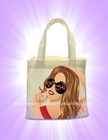 2011 cheap canvas promotion tote bag Factory