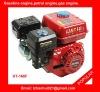 168F 196cc 6.5HP Gasoline engine