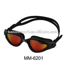 2012 New Mirror Anti-fog Swimming Glasses(MM-6200)
