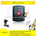 O produto da china! Gsm pessoal do pânico botão de alarme do sistema com a sos botão proteger idosos( yl- 007eg)