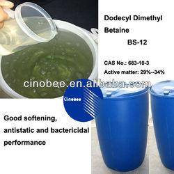 Mild Surfactant Dodecyl Dimethyl Betaine BS-12