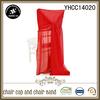cheap chair cover sash and organza wedding chair sash