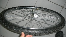 Bicycle tralier rubber wheel 26x2.125