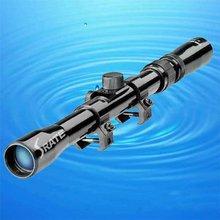 "3X-7X Zoom Power Air Guns Rifle Scope Fits onto 3/8"" dovetail rails"