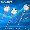 Melt pressure gauges manufacturer since 1992