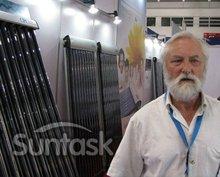 Shentai high effiency solar keymark Evacuated tube solar collectors (SCM30-58/1800)