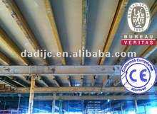 waterproof building materials wpc board for construction