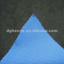 polar fleece fabric bonded elastic fabric with TPU film