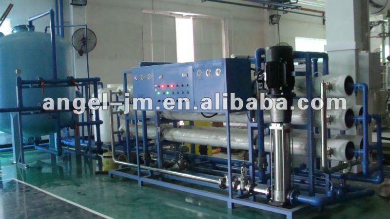 Industrial planta de tratamiento de agua / tratamiento de aguas residuales planta