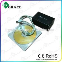 interface control cable console DMX 512 USB