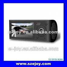 Dual lens + G-Sensor+GPS tracking Excellent design car dvr/car video recorder