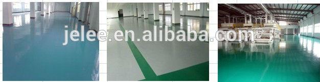 Acrylic Emulsion / Scratching Resistance Concrete Floor Paint