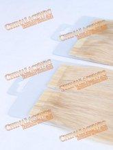 100% human hair sticker tape hair extension