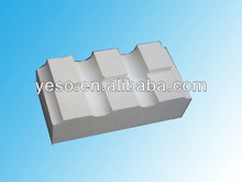 High heat oven insulation of YESO Ceramic Fiber Shape