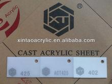opal/transparent acrylic plastic sheet