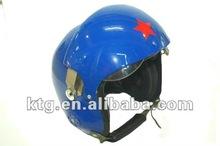 blue military helmet,Flight Helmet