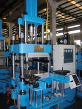 automatic rubber product making machine/injection mold