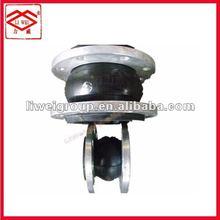 flexible rubber adjustable joints