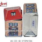 house shape coin banks money bank