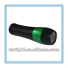 Cheap Aluminum 9 LED flashlight/LED torch