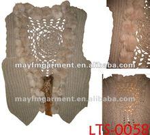 The best selling 2012 fur vest