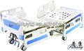 Mobilier hospitalier trois fonctions manuel lit avec tête de lit abs a-1