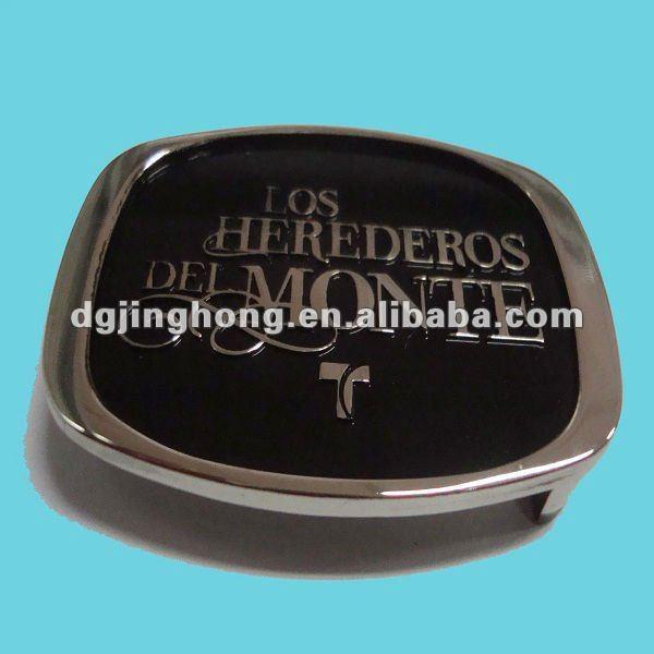 2012 fashion zinc alloy belt buckle