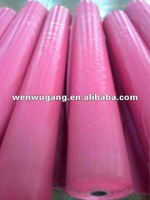 Hot blown polyethylene film for isolation