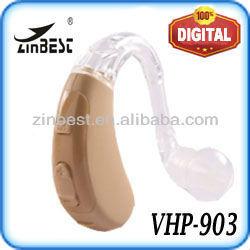 New for 2012!!! Medical Full Digital BTE Hearing Aid VHP-903