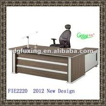 Melamine modern manager desk executive
