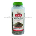 black pepper cracked canned 454g
