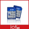 Factory 2GB SD Memory Card