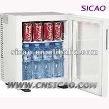 Eco-friendly 2012 New! Silent Hotel Minibar Fridge, Hotel Refrigerator, Mini Bar Fridge For Guest Room