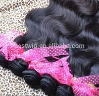 cheap natural brazilian 100% virgin human hair