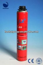 Foam Insulation Construction Adhesive Polyurethane Gap Filler