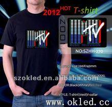 MTV equalizer EL T-Shirt man el t-shirt