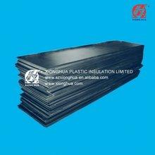 Black HDPE Plastic Sheet