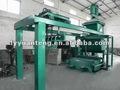 bloco de gesso máquina de produção