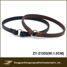Leather Id Tag Collar, dog collars & tags